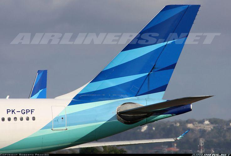 Garuda Indonesia Airbus A330-341 @ DPS