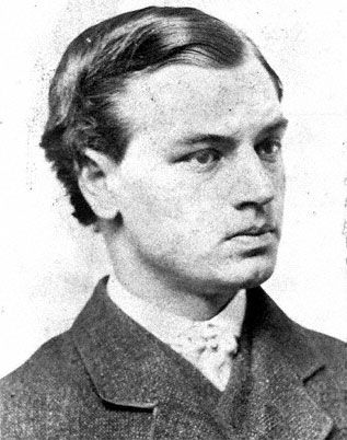 Robert Todd Lincoln  Photograph, March 1864