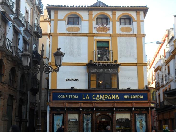 "confiteria - heladeria ""La Campana"""