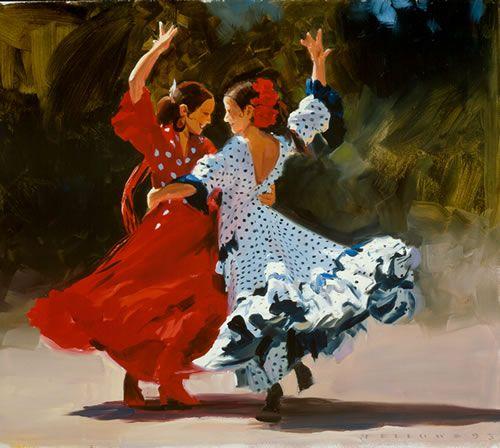 gipsy+dancing | Gypsies and their Gypsy Magic!