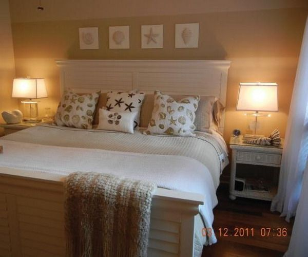 17 best images about home decor ideas on pinterest for Beach master bedroom ideas