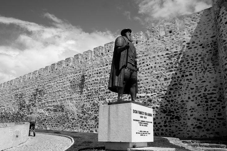 Homens do mar - Sines, Portugal