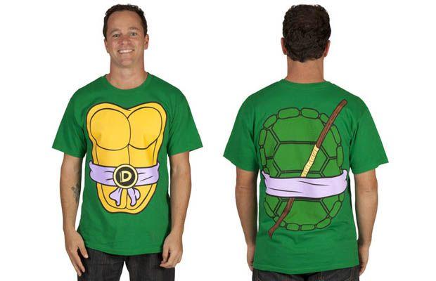 Donatello Costume T-Shirt Get yours here: http://tshirtonomy.com/go/donatello-costume