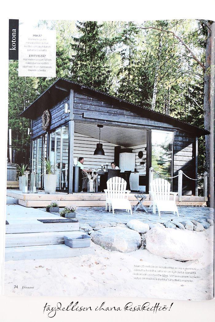 Scandinavian style living..