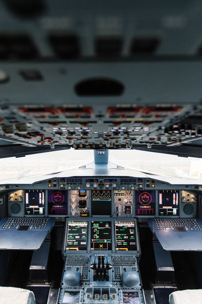 Airbus home cockpit plans for picnic table
