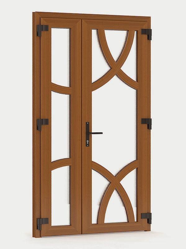 """Exclusive door - """"Chain"""""""