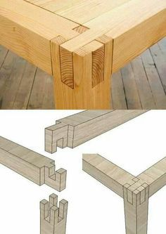 japanese puzzle joinery - Google Search