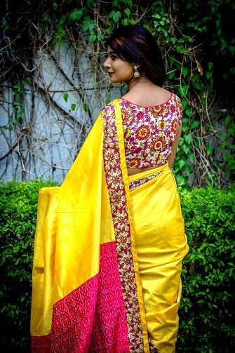 Create a new exciting look with this # silk sarees with  #kalamkari touch which accentuates the inner beauty within you!!  Grab this exciting limited editions from  #master weaver!!  Rs 4575/  (for trade inquiries please contact our whatsapp no  Single / Retail Customer ...please contact 8099433433 B2B/Resellers/Bulk buyers...please contact 8801302000)