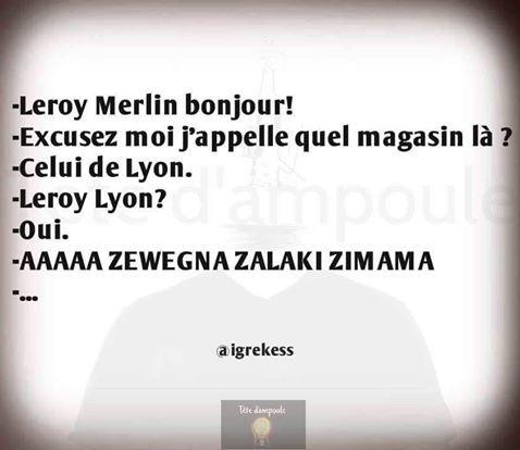 Fun & Humour - Leroy Merlin