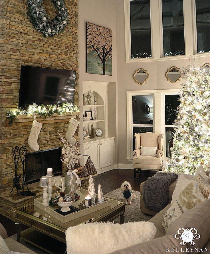 Kelley Nan Kelleynan Instagram Christmas Tree At