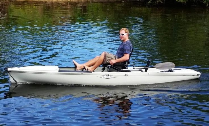 Foot Pedal Kayak - Pedal Kayak Reviews