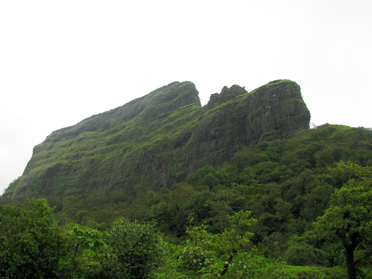 Visapur Fort - India