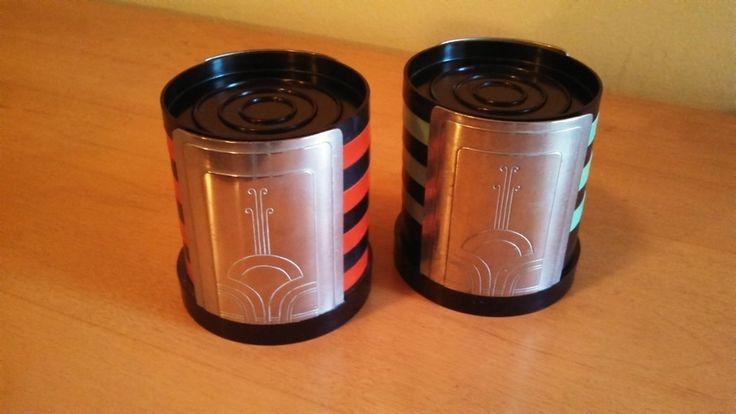 Art Deco Dura Drink Coasters Sets