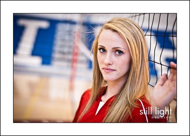 Hillsdale high school volleyball sports photography by Still Light Studios