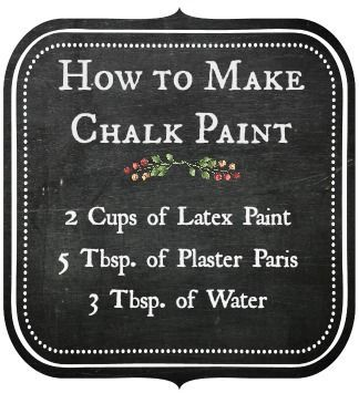 Chalk Paint Furniture - Need ideas for your furniture?