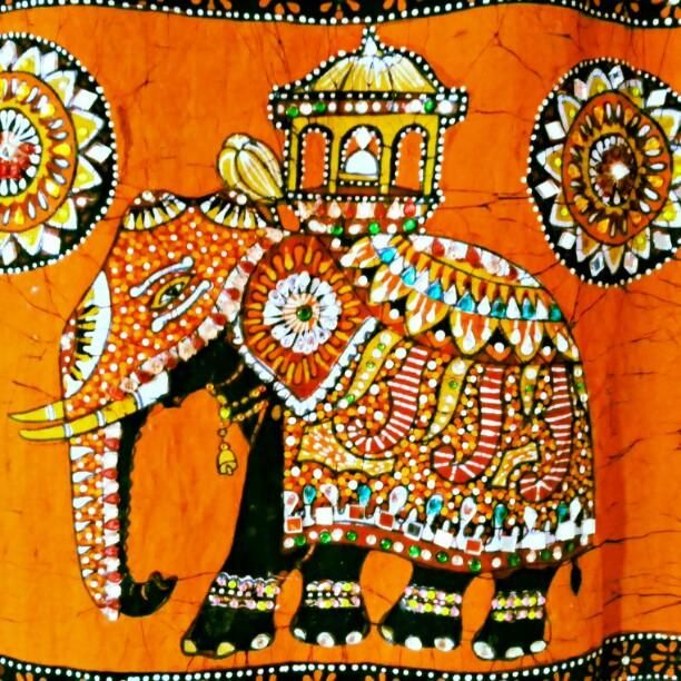 Indian Art India Art Batik Followme Photograph Indian Art