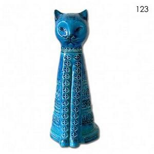 Bitossi Rimini blu figurines – straight from 1953 - Retro Renovation