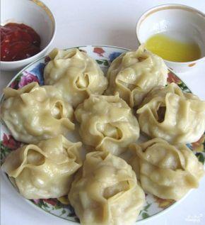 Манты по-узбекски - пошаговый рецепт с фото на Повар.ру