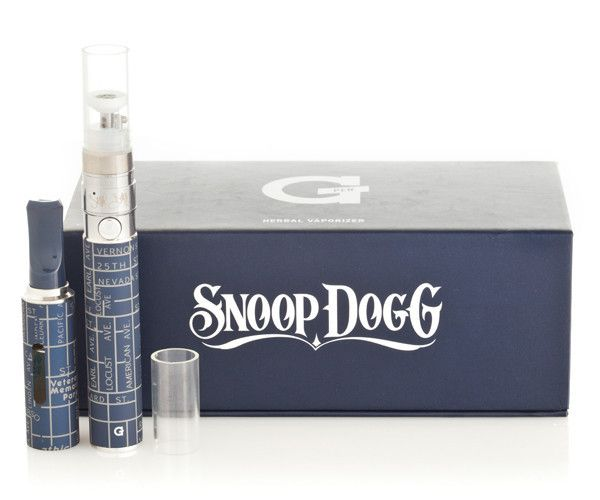 Snoop Dogg   G Pen Herbal Vaporizer™