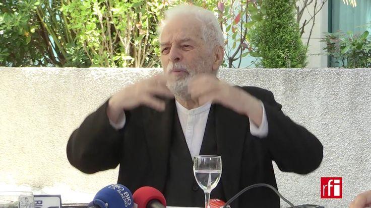 Alejandro Jodorowsky presenta Poesía sin fin en Cannes