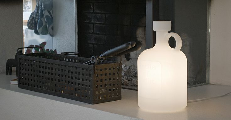 Bottle of Light - Design Eero Aarnio