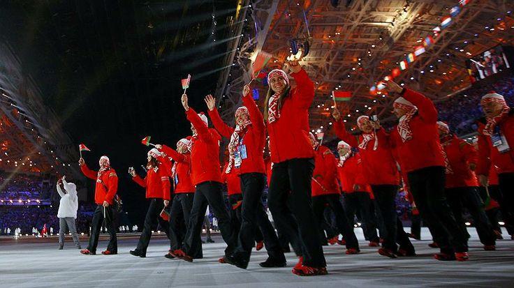 Церемония открытия Олимпийских игр Сочи 2014