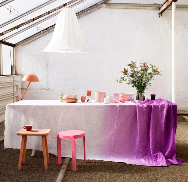 les 25 meilleures id es de la cat gorie rideaux nappe sur. Black Bedroom Furniture Sets. Home Design Ideas