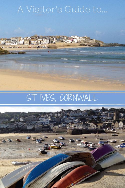 St Ives is a captivating Cornish town built around a small crescent. Colourful fishing boats bob in the bay and fishermen unload their catches onto the quay.  Tate St Ives overlooks Porthmeor Beach and a multitude of galleries display art and artisan crafts.  Read about what to see and do in my guide to St Ives,Cornwall