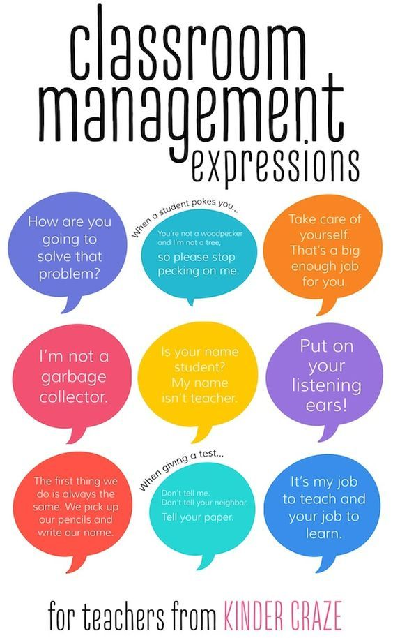 Effective classroom management is the key to success in any elementary classroom. These teacher-tested phrases will help to give your classroom management!
