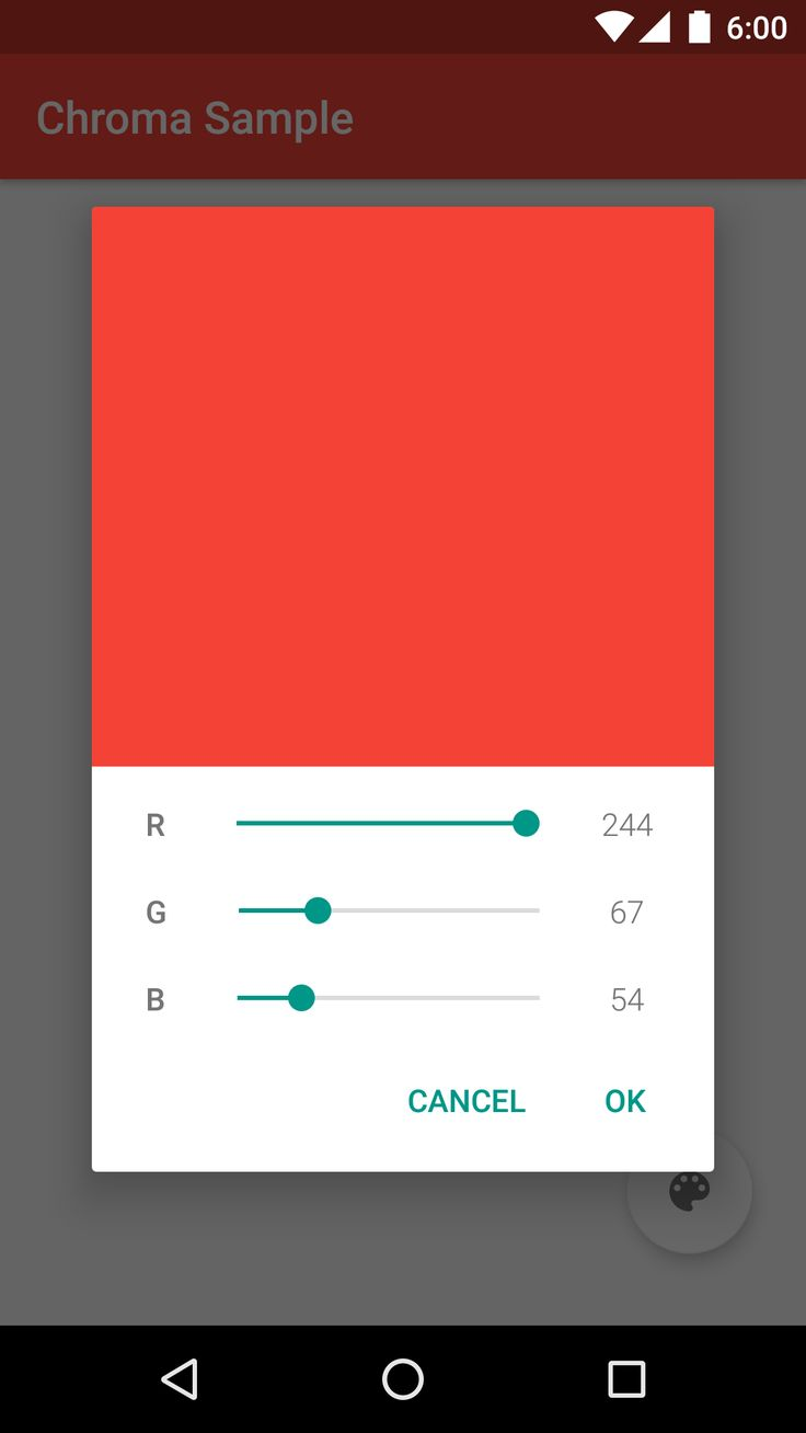 Game maker color picker - Itspriyesh Chroma Material Color Picker View For Android In Kotlin
