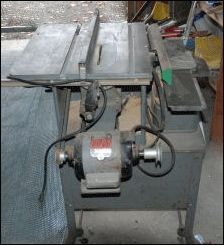 Delta Table Saw Jointer Combination