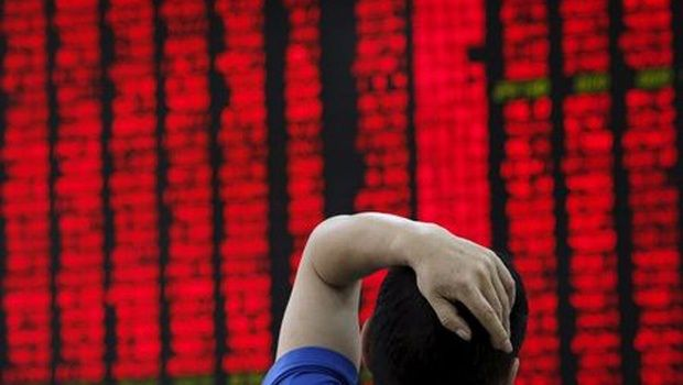 China Stocks Crash