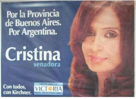 La amo @cfkargentina