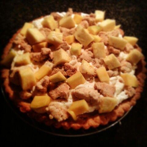 Tropische vruchten taart ♡
