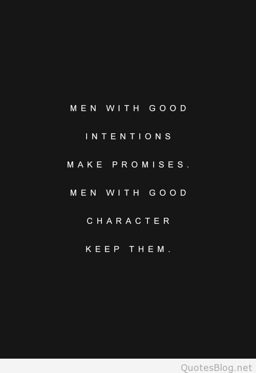 Good Character Quotes. QuotesGram