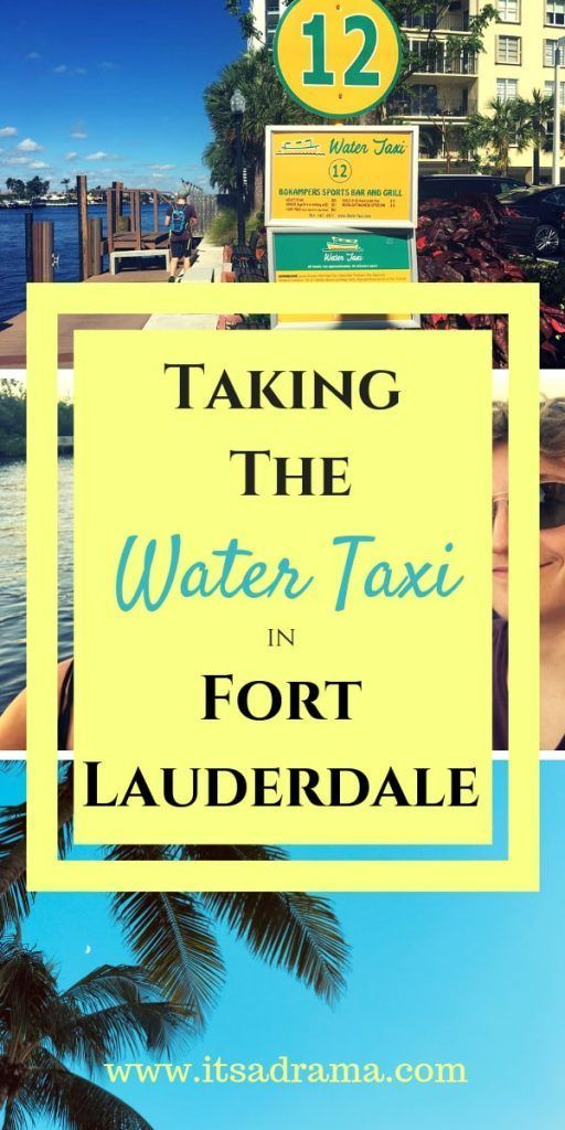 water taxi fort lauderdale champagne taste beer budget florida rh pinterest com