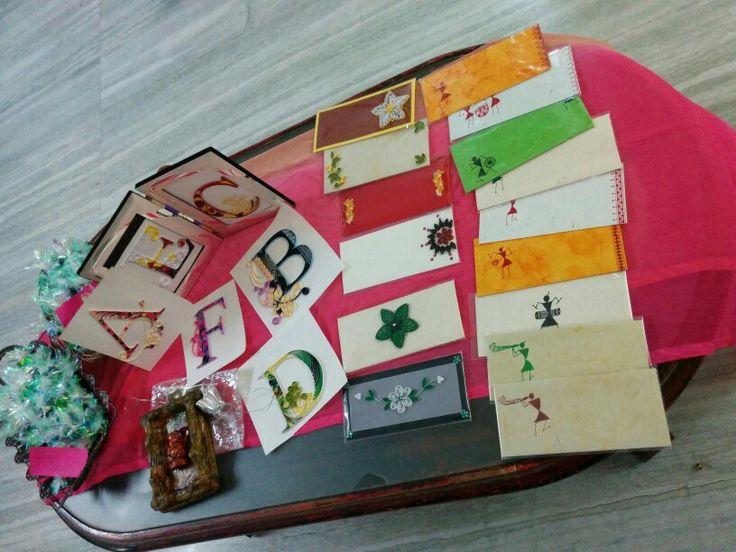 #letter frames #envelopes #warli #quilling