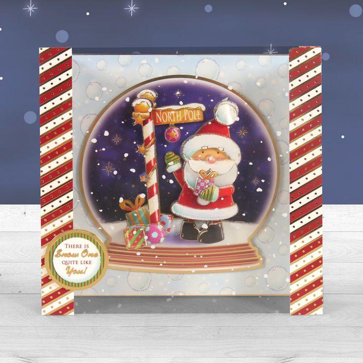 Cute Christmas - Hunkydory | Hunkydory Crafts