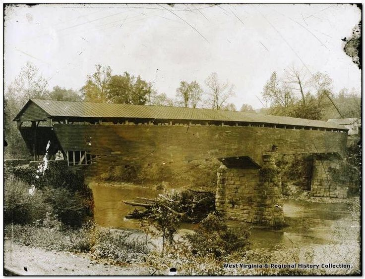 126 Best Images About Covered Bridges In Wv On Pinterest