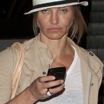 #Cameron Diaz is usually a pretty put-together lady. Not so back in 2011 when she arrived looking thin and exhausted after landing in LAX following a trip to Miami.
