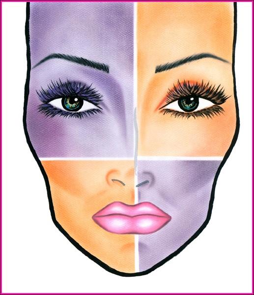 42 best Makeup Halloween images on Pinterest   Halloween makeup ...