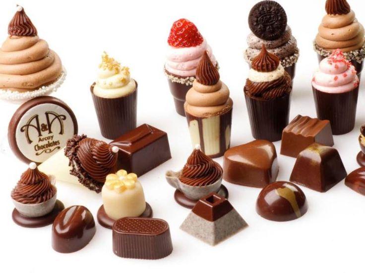 Diez medallas internacionales para el chocolate venezolano