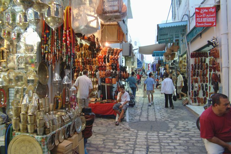 Sousse medina - Tunis