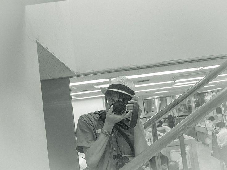 Self Portrait selfself portraitfashionartphotomanmephotographerhat
