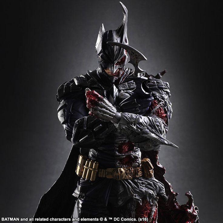 This Batman Figure Is Wonderfully Gross