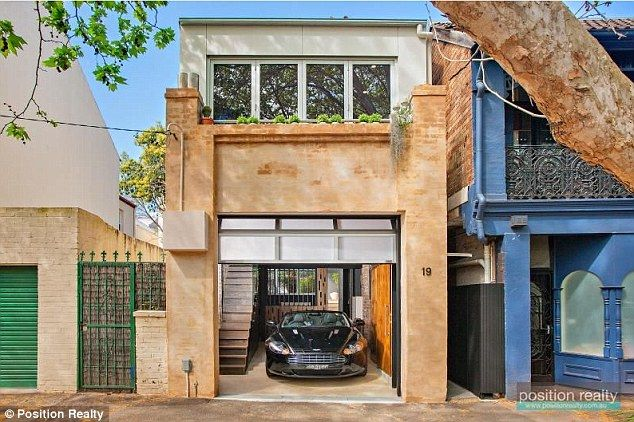 Incredible renovation creates Australia's most expensive garage! Story from dailymail.co.uk https://www.facebook.com/kraudeltpaintingqld
