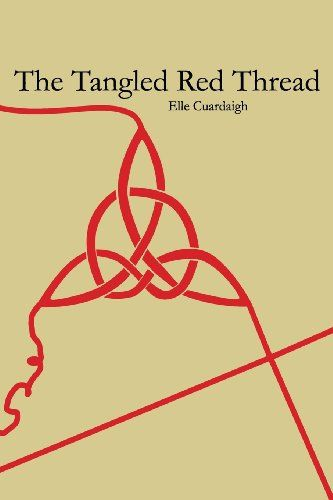 About the book: Title: The Tangled Red Thread Author: Elle Cuardaigh Pages:  370 Release date: April 2014 Where I got the book: I.