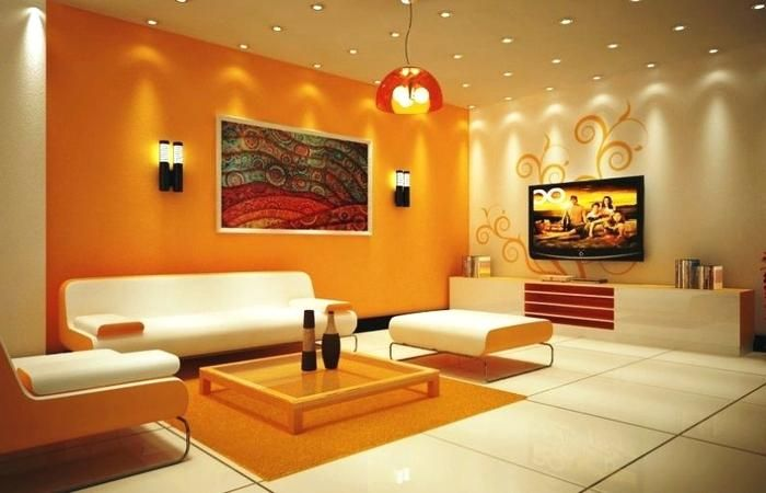 Interior Decoration Ideas For Hall Home Decorating Room Color Design Living Room Wall Color Living Room Color Schemes