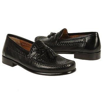 Brass Boot Adolfo Shoes (Black) - Men's Shoes - 8.0 M