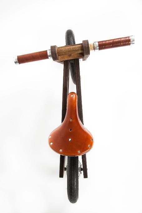 Bennett Balance Bike Wood - Legacy Edition